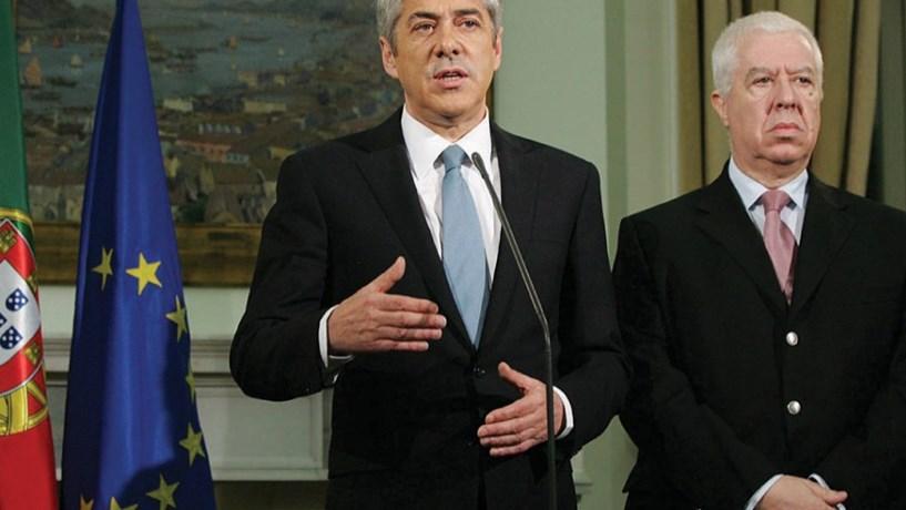 José Socrates dirigiu o pedido de assistência finaneira a 6 de Abril.