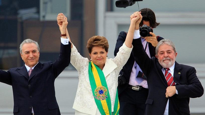 2011: Ascensão e queda de Dilma foi também a do Brasil