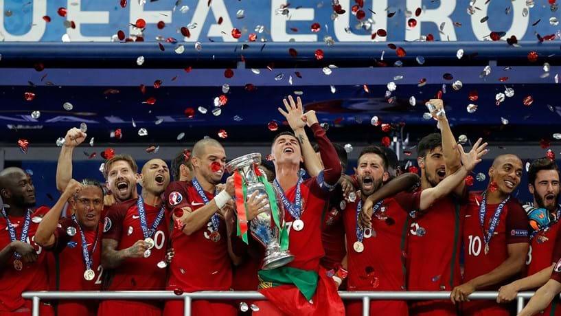 2016: O pontapé de Eder fez de Portugal campeão europeu