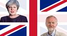 As propostas de May e Corbyn para a economia britânica