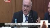 """Incêndios: Ministro da Agricultura critica uso das consequências em """"benefício próprio"""""""