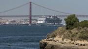 Maior cruzeiro de 2017 escala Lisboa na viagem inaugural