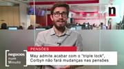 A economia de May e Corbyn