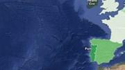 Mapa: Portugal cresce mais que vizinhos europeus