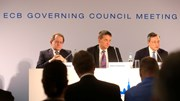 BCE falha meta de inflação durante sete anos. Draghi pede paciência