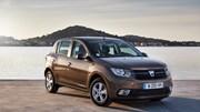 A nova geração do Dacia Sandero