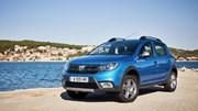 Novas versões do Dacia Sandero já chegaram aos stands portugueses