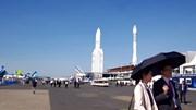 Paris Air Show em imagens