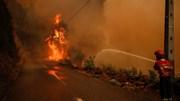 Pedrógão Grande: A luta inglória contra um incêndio mais rápido do que os carros