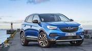 Conheça o novo Opel Grandland X