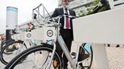 Rede de bicicletas de Lisboa sem publicidade