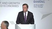 A intervenção de Bernanke no Fórum BCE