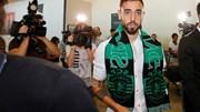 Sporting conclui transferência de Bruno Fernandes por 8,5 milhões