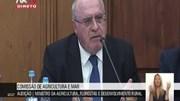 """Ministro da Agricultura quer tornar concelhos afectados em """"laboratório da reforma da floresta"""""""
