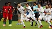 Confederações: Portugal eliminado pelo Chile nas grandes penalidades