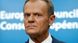 """Tusk não renegoceia acordo mas admite """"facilitar"""" ratificação pelo Reino Unido"""