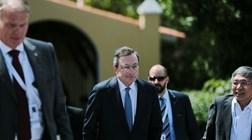 Palavras de Draghi deixam bolsas à deriva