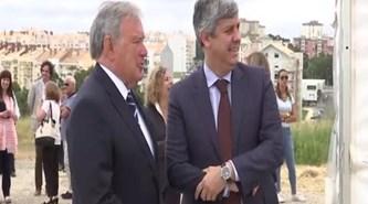 Ministro considera que novo hospital de Sintra beneficia toda a região