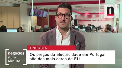 Negócios explica diferenças de preços na electricidade entre Portugal e a UE