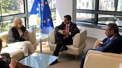 Governo optimista após reunião com Bruxelas sobre ajudas a Pedrogão