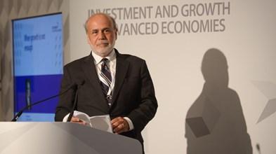 Bernanke avisa para riscos de reformas estruturais na Europa