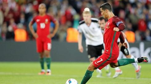 As forças e fraquezas de Ronaldo na hora de bater o penalti