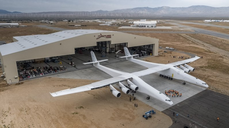 DR/Stratolaunch Systems Corp