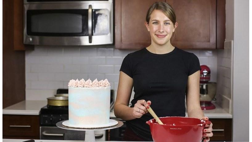 Pasteleiros lucram com a moda dos bolos no Instagram