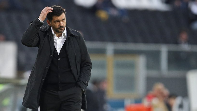 Oficial: Sérgio Conceição é o novo treinador do FC Porto