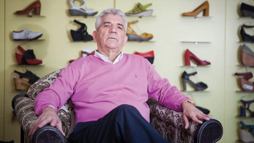 O homem que sempre gostou de sapatos
