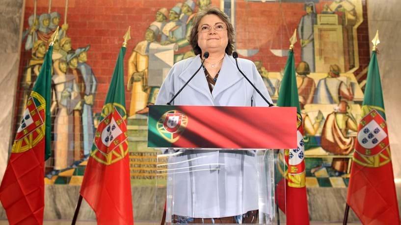 Esmeralda Dourado e Bernardo Trindade na administração da TAP