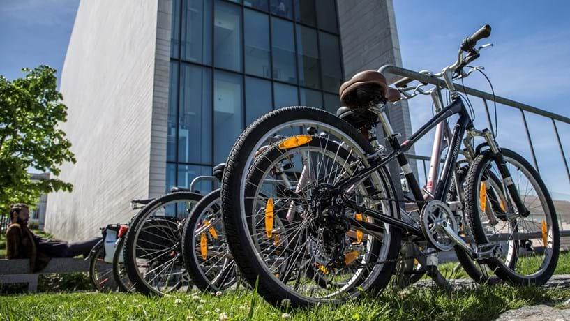 Rede de bicicletas partilhadas em Lisboa começa a ser testada na quarta-feira