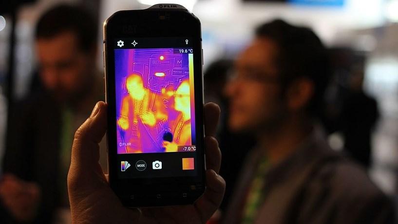 Câmara de imagem térmica pode tornar-se acessório do dia-a-dia