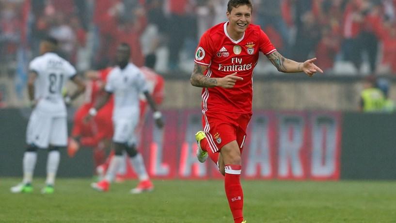 SAD do Benfica apresenta lucros recorde