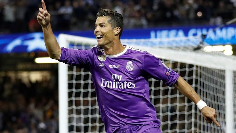 """Ronaldo de """"consciência tranquila"""" com acusação de fuga ao fisco"""