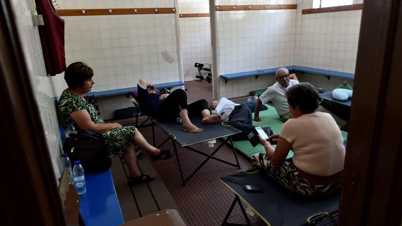 Misericórdias podem acolher desalojados nos distritos de Leiria e Coimbra