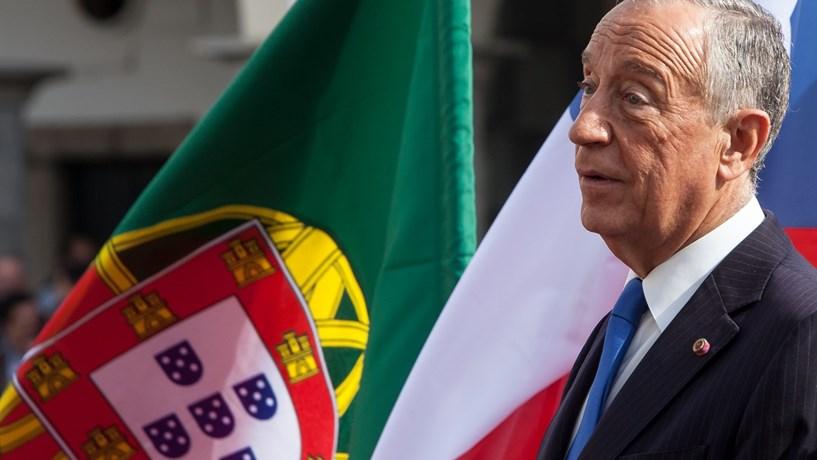 Marcelo abre visita ao México com Portas na Mota-Engil