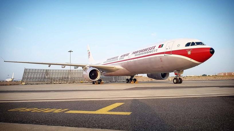 Conheça o Airbus A330 que a TAP pintou com as cores dos anos 1970