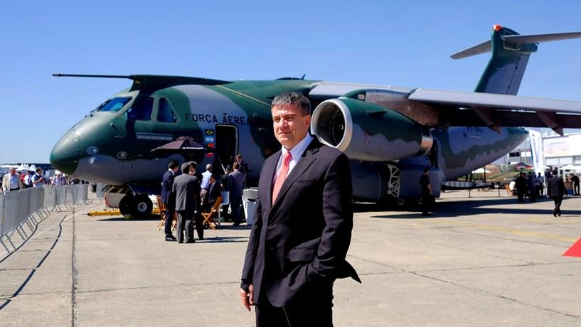 """Marco Tulio Pellegrini: """"Queremos manutenção de todos os KC-390"""""""