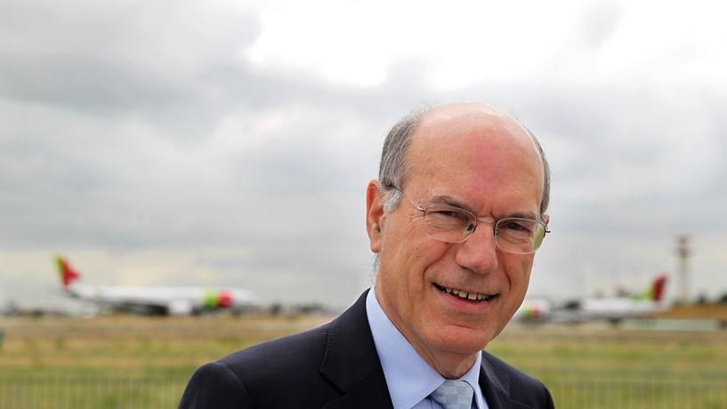 Fernando Pinto comunica saída da presidência da TAP