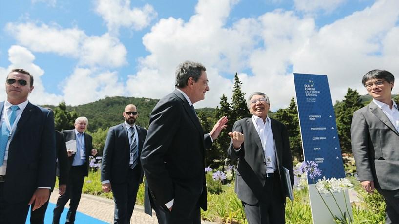 Banqueiros em Sintra puxam pelo optimismo