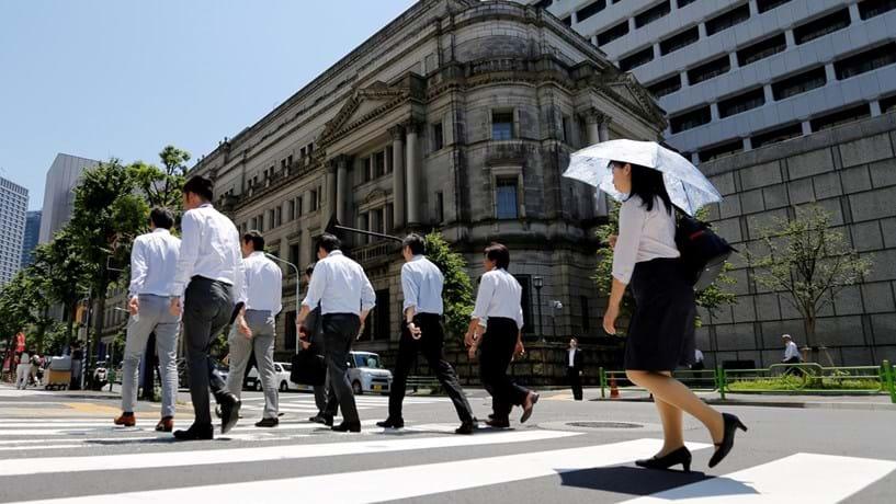 Membro do Banco Central do Japão elogia política económica de Hitler