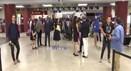 Metro de Lisboa abre centro de boas-vindas a turistas no dia em que fecha estação de Arroios