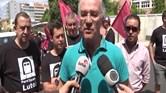 CGTP, PCP e Bloco de Esquerda contra despedimentos na EMEF