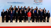 Protestos e encontros na cimeira do G-20