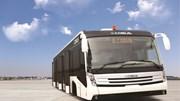 Autocarro eléctrico português chega ao Canadá