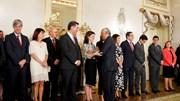 Já tomaram posse os oito novos secretários de Estado