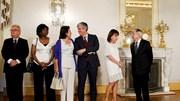 Fotogaleria: a cerimónia de tomada de posse dos novos governantes