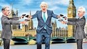Negociações do Brexit recomeçam em Bruxelas com Londres dividida