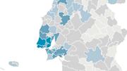 O mapa dos eleitores nas autárquicas